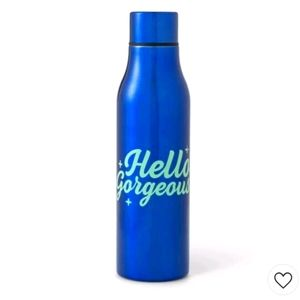 Hello Gorgeous 20 oz. Stainless Steel Water Bottle